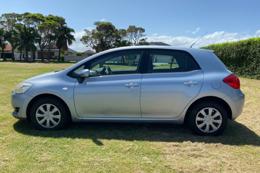 2008 Toyota Corolla ZRE152R Ascent Hatch Image 11