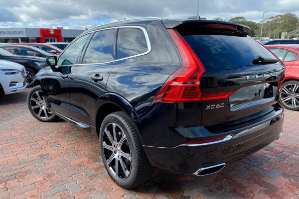 2020 Volvo XC60 UZ T5 Inscription Suv Image 4