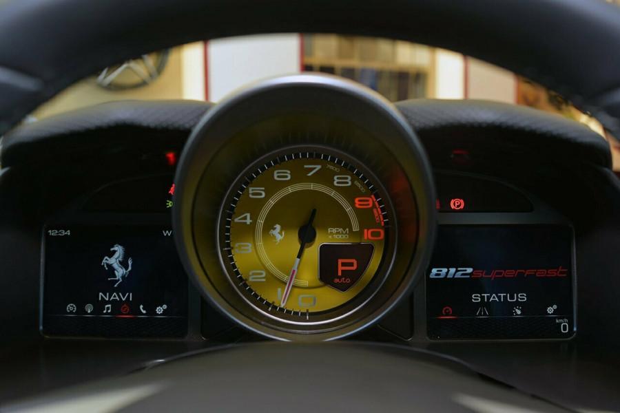 2017 Ferrari 812 Superfast F152M F152M Coupe Mobile Image 13