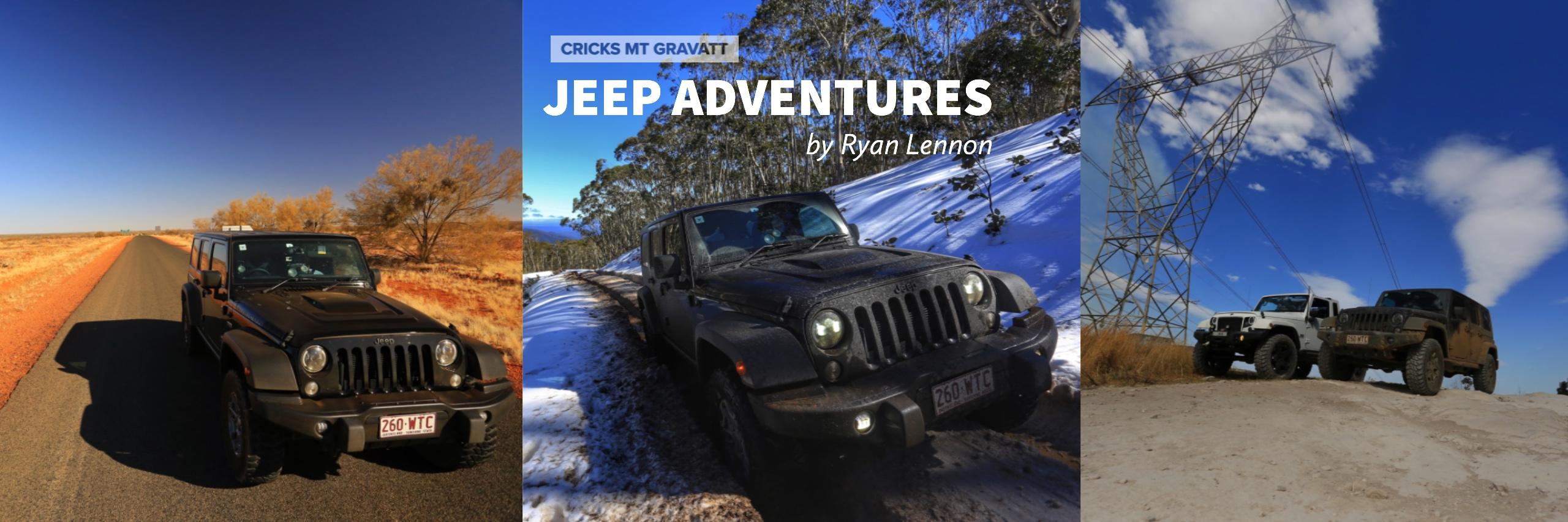 1 Jeep Wrangler, 7500km & 11 Days - Part 3