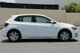 2018 MY18.5 Volkswagen Polo AW Comfortline Hatchback