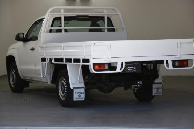 2012 MY12.5 Volkswagen Amarok 2H MY12.5 TDI400