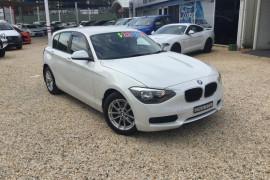 BMW 116i F20 MY0314