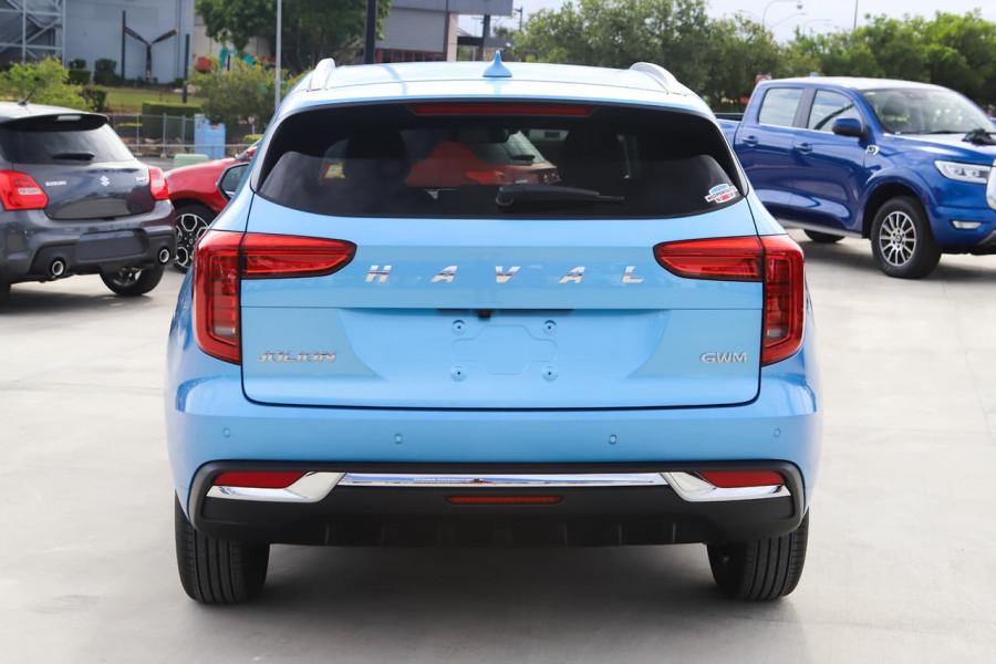 2021 Haval Jolion A01 Lux LE Wagon Image 6