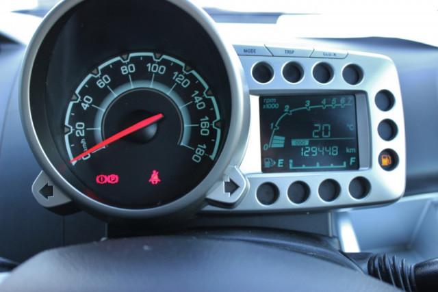 2011 Holden Barina Spark MJ  CD Hatchback Mobile Image 16