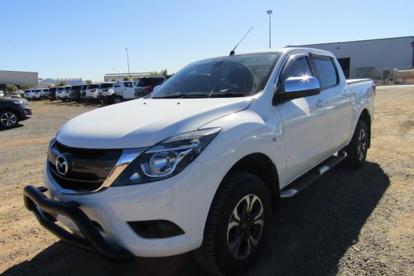 2017 Mazda BT-50 UR0YG1 XTR Utility Image 3