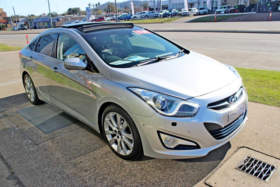 2013 Hyundai I40 VF3 Premium Sedan