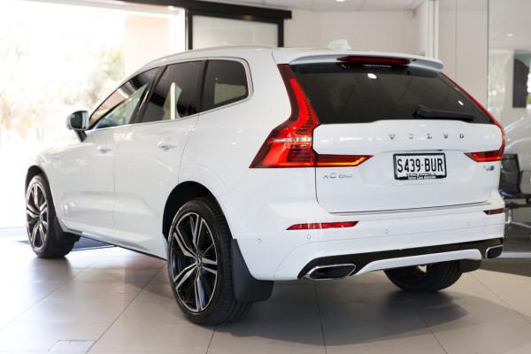 2019 Volvo XC60 UZ T6 R-Design Suv Image 3