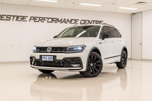 2018 MY19 Volkswagen Tiguan 5N Wolfsburg Edition Suv Image 1