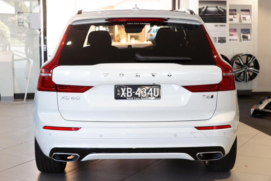 2020 MY21 Volvo XC60 UZ T6 R-Design Suv Image 7