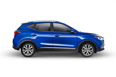 2020 MY21 MG ZS AZS1 Excite Suv Image 5