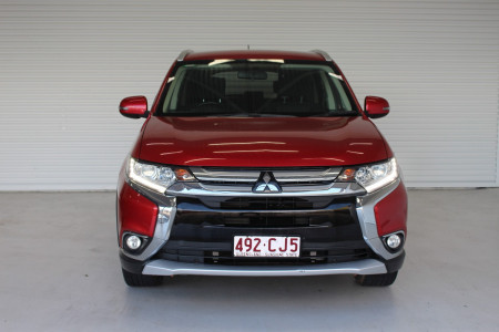 2016 Mitsubishi Outlander ZK MY16 LS Suv Image 3