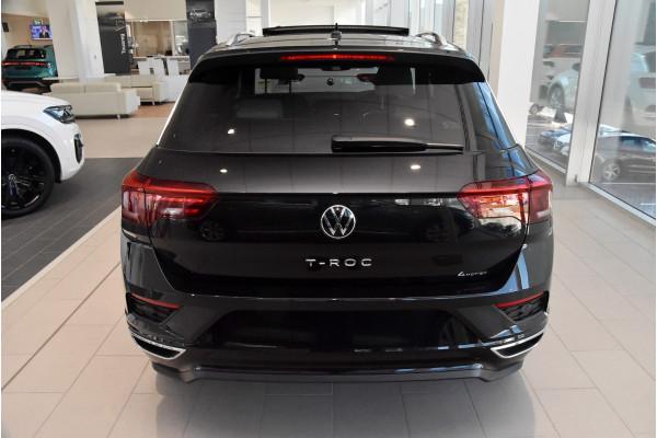 2021 Volkswagen T-Roc A1 140TSI Sport Wagon Image 5