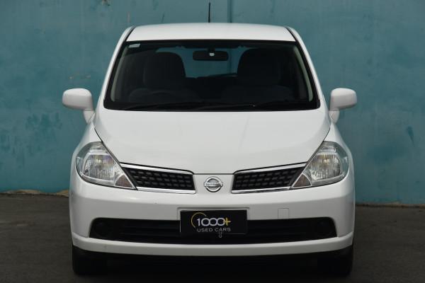 2007 Nissan Tiida C11 MY07 ST Hatchback Image 2