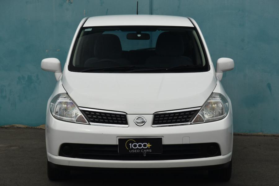 2007 Nissan Tiida C11 MY07 ST Hatchback