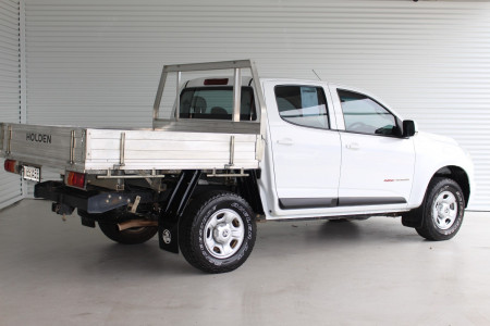 2016 Holden Colorado RG MY16 LS Cab chassis Image 2