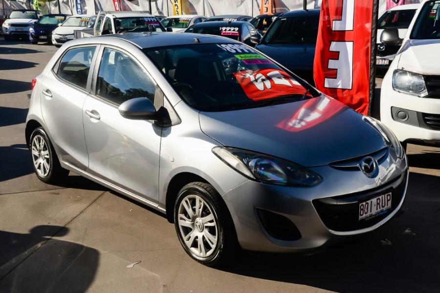 2011 Mazda 2 Neo