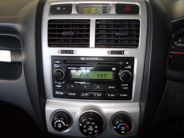 2008 Kia Sportage KM2 EX Wagon