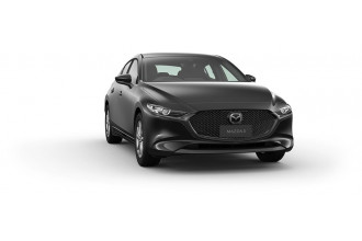 2020 Mazda 3 BP G20 Pure Hatch Hatchback Image 5