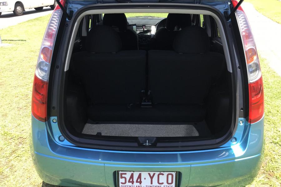 2010 MY09 Mitsubishi Colt RG  VR-X Hatchback