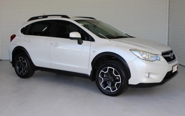 Subaru Impreza 2.0I G4X MY13