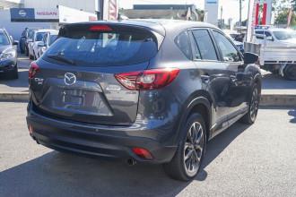 2017 Mazda CX-5 KF Series Maxx Sport Suv