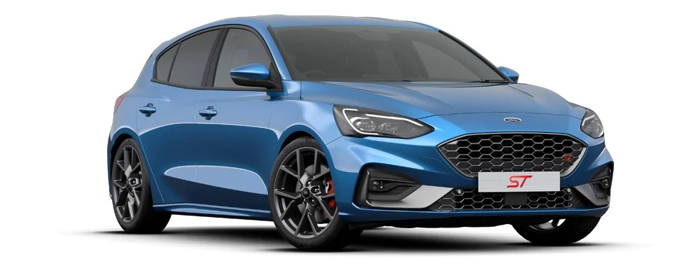 2020 MY20.25 Ford Focus SA ST Hatch