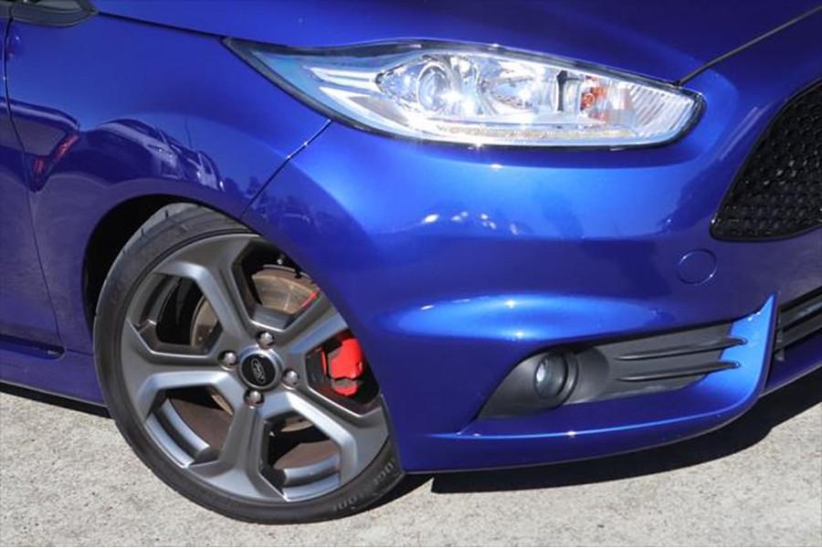 2016 Ford Fiesta WZ ST Hatchback