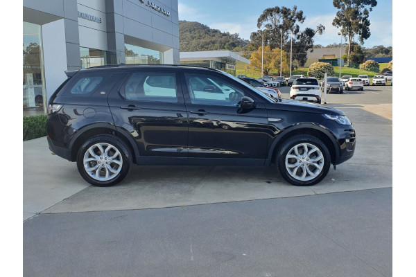 2015 MY16.5 Land Rover Discovery Sport L550 16MY SD4 Suv Image 3