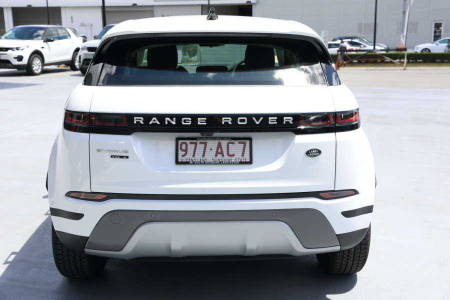 2020 MY20.5 Land Rover Range Rover Evoque Suv Image 4
