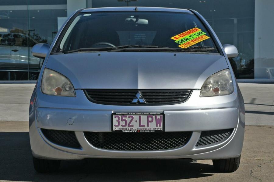 2007 Mitsubishi Colt RG MY07 ES Hatchback