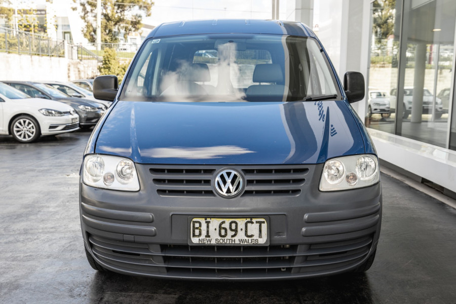 2010 Volkswagen Caddy TDI250