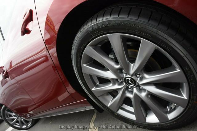 2020 Mazda 3 BP G25 GT Sedan Sedan Mobile Image 4