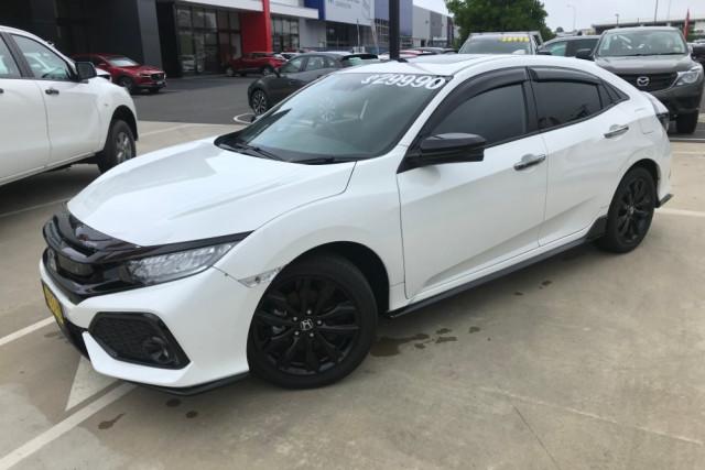 2018 Honda Civic 10th Gen Turbo RS Sedan