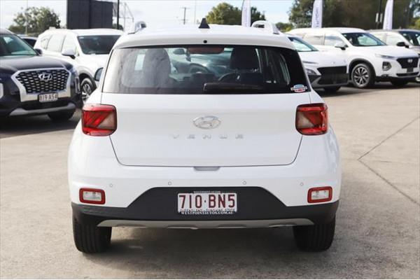 2020 MY21 Hyundai Venue Base Active Wagon Image 3