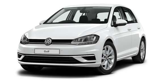 2020 MY19.5 Volkswagen Golf 7.5 110TSI Comfortline Hatchback