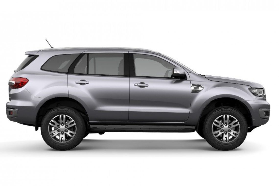 2018 MY19 Ford Everest UAII Trend 4WD Suv