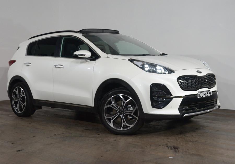 2019 Kia Sportage Kia Sportage Gt-Line (Awd) Auto Gt-Line (Awd) Suv