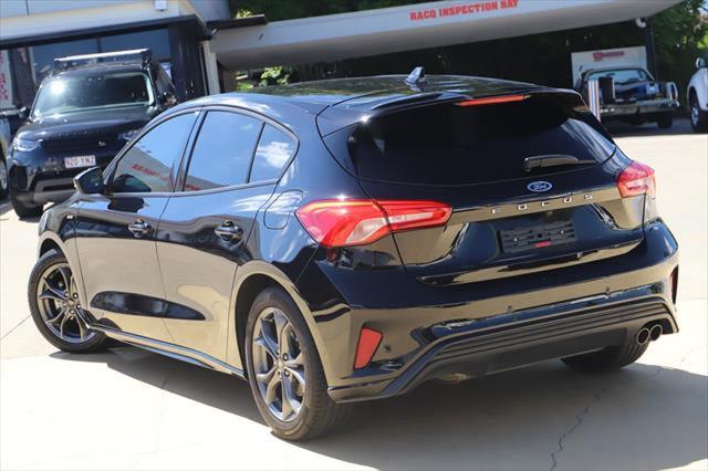 2018 Ford Focus SA MY19.25 ST-Line Hatchback Image 2