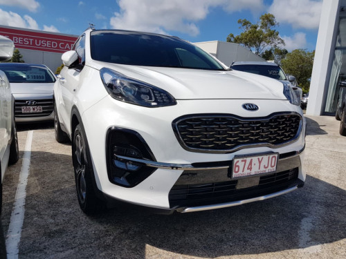 2018 MY19 Kia Sportage QL GT-Line Suv
