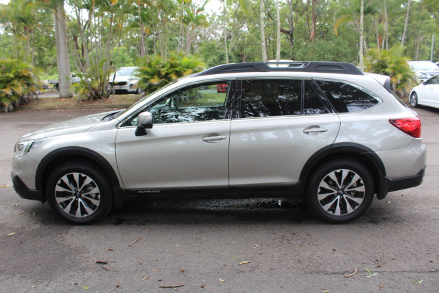 2017 Subaru Outback 5GEN 2.5i Suv Image 5