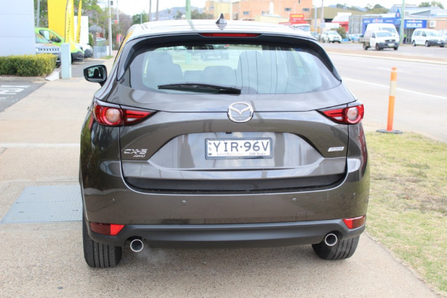 2019 Mazda CX-5 KF2W7A Maxx Sport Suv Image 3