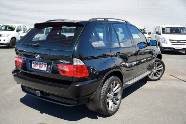 2006 BMW X5 E53 MY05 d Suv Image 5