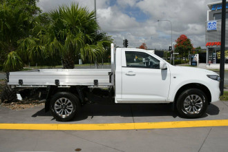 2020 MY21 Mazda BT-50 TF XT 4x4 Cab Chassis Cab chassis Image 3