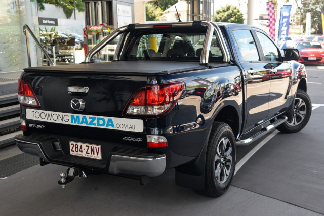 2020 MY19 Mazda BT-50 UR 4x4 3.2L Dual Cab Pickup XTR Ute Image 3