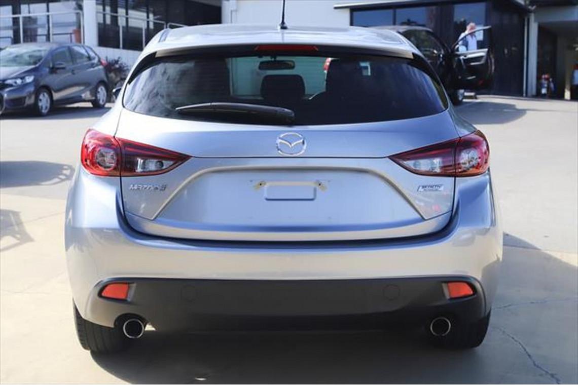 2014 Mazda 3 BM Series Neo Hatchback