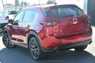 2021 Mazda CX-5 KF Series Akera Suv Image 3