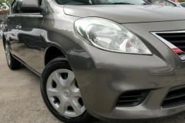 2013 Nissan Almera N17 ST Sedan