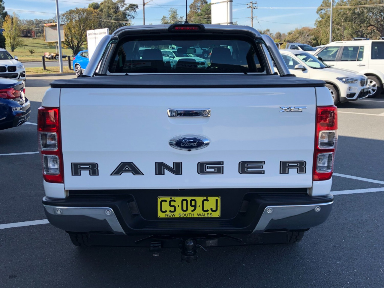 2019 Ford Ranger PX MKIII 2019.00MY XLT Utility Image 6