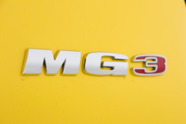 2020 MY21 MG MG3 SZP1 Excite Hatchback image 6